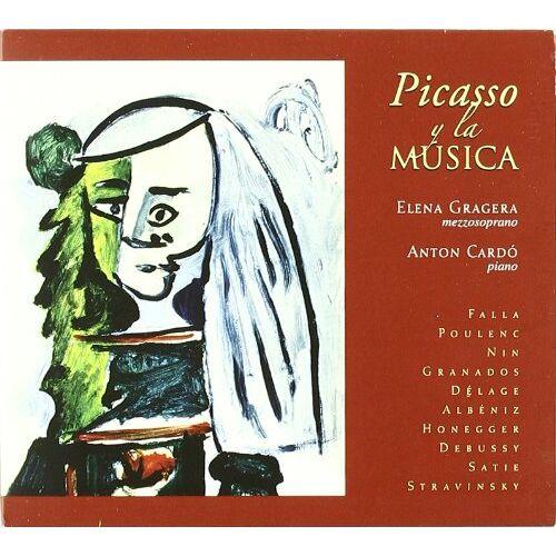 Elena Gragera - Picasso Y la Musica - Preis vom 06.09.2020 04:54:28 h
