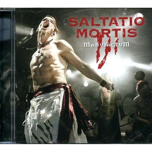 Saltatio Mortis - Manufactum III - Preis vom 27.02.2021 06:04:24 h