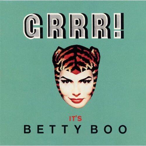 Betty Boo - Grrr! It'S Betty Boo - Preis vom 23.02.2021 06:05:19 h