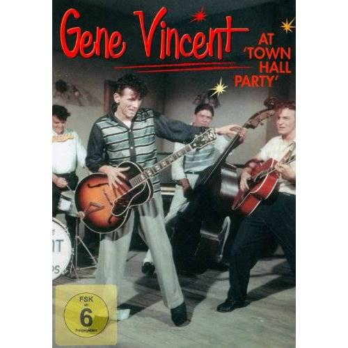 "Vincent Gene Vincent - At ""Town Hall Party"" - Preis vom 15.04.2021 04:51:42 h"