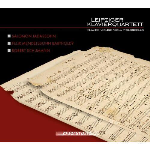 Leipziger Klavierquartett - Drei Klavierquartette - Preis vom 14.05.2021 04:51:20 h