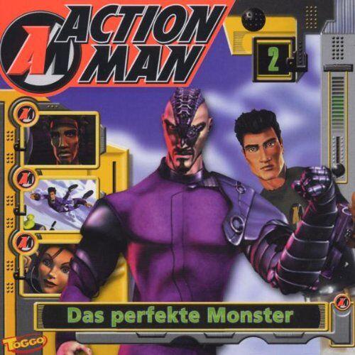 Action Man - Folge 2: das Perfekte Monster - Preis vom 05.09.2020 04:49:05 h