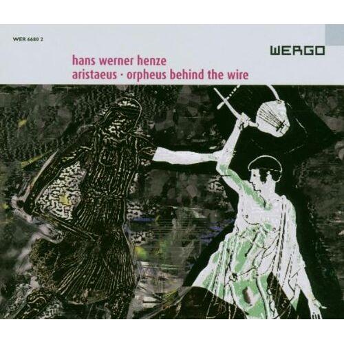 Martin Wuttke - Hans Werner Henze: Orpheus behind the wire / Aristaeus - Preis vom 28.02.2021 06:03:40 h