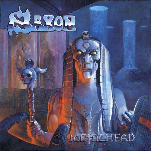 Saxon - Metalhead - Preis vom 11.05.2021 04:49:30 h