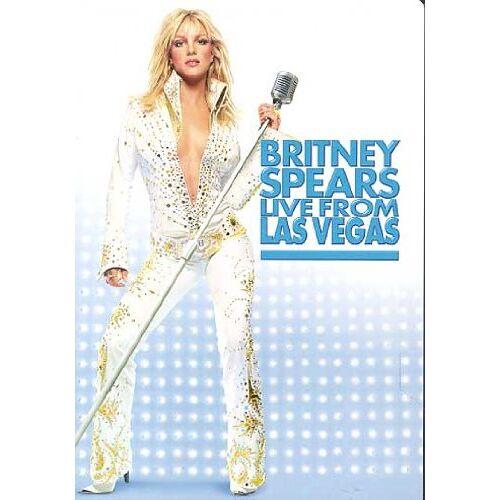 Britney Spears - BRITNEY LIVE FROM LAS VEGAS - Preis vom 20.10.2020 04:55:35 h