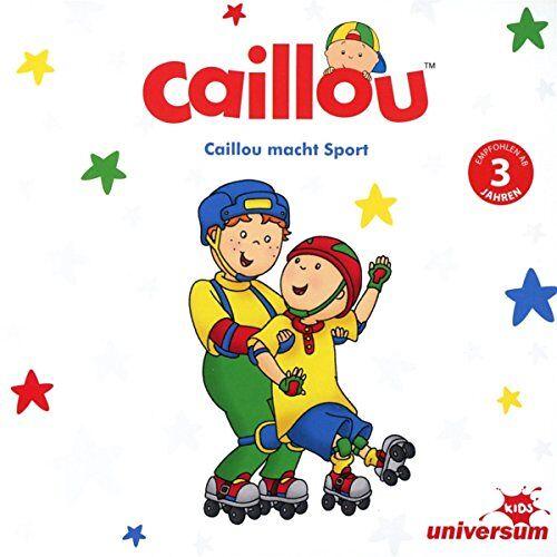 Caillou - Caillou Macht Sport Hörspiel - Preis vom 05.05.2021 04:54:13 h