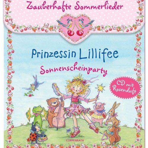 Prinzessin Lillifee - Sonnenscheinparty - Preis vom 22.10.2020 04:52:23 h