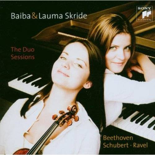 Baiba Skride - The Duo Sessions - Preis vom 14.04.2021 04:53:30 h