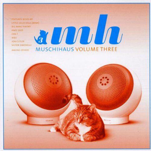 Various - Muschihaus Vol.3 - Preis vom 14.05.2021 04:51:20 h