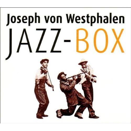 Westphalen, Joseph von - Jazz-Box. 7 CDs. - Preis vom 28.02.2021 06:03:40 h