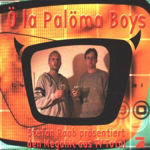 O la Palöma Boys - Ö la Palöma - Preis vom 08.05.2021 04:52:27 h