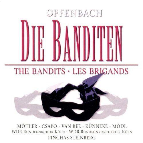 Steinberg Die Banditen (Ga) - Preis vom 13.05.2021 04:51:36 h