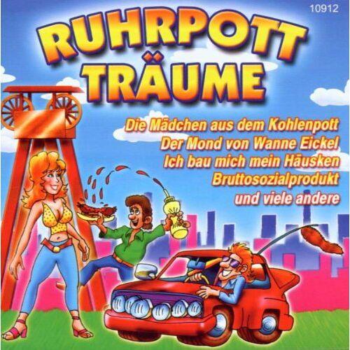 Various - Ruhrpott Träume - Preis vom 15.04.2021 04:51:42 h