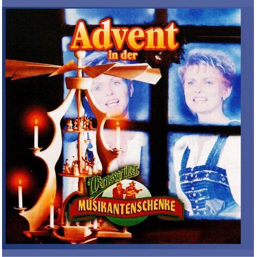 Various - Advent in der Wernesgrüner Musikantenschenke - Preis vom 15.05.2021 04:43:31 h