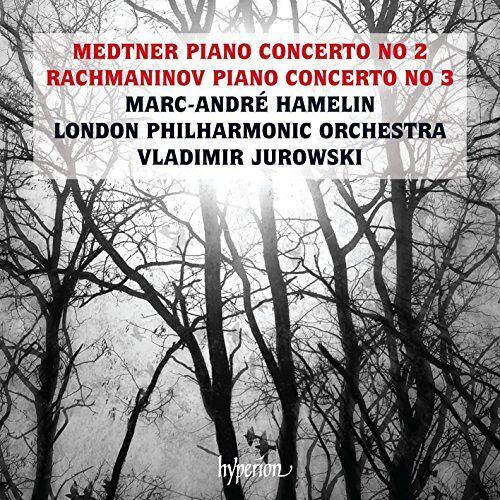 Marc Medtner/Rachmaninoff: Klavierkonzerte - Klavierkonzert Nr.2 c-Moll Op.50 / Klavierkonzert Nr.3 d-Moll Op.30 - Preis vom 08.05.2021 04:52:27 h