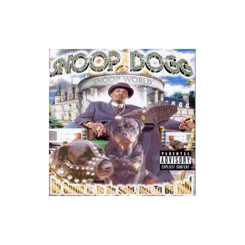 Snoop Doggy Dogg - Da Game Is to Be Sold Not to B - Preis vom 03.05.2021 04:57:00 h