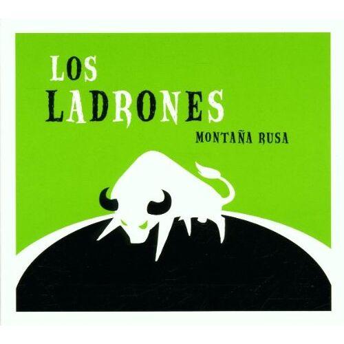 Los Ladrones - Montana Rusa - Preis vom 21.10.2020 04:49:09 h