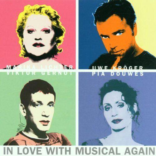 Niki Friesenbichler - In Love With Musical Again - Preis vom 20.01.2021 06:06:08 h