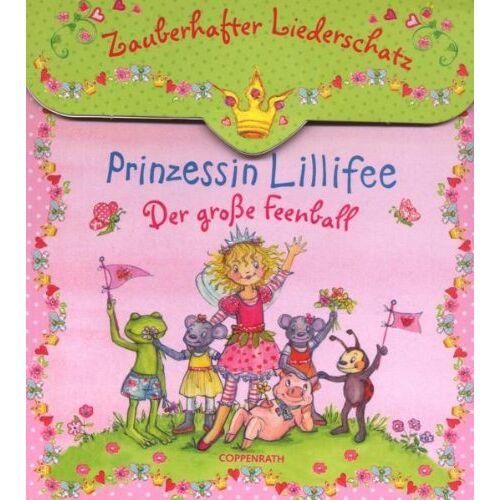 Prinzessin Lillifee - Prinzessin Lillifee der Große Feenball (CD) - Preis vom 05.03.2021 05:56:49 h