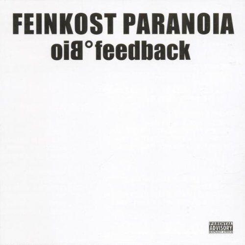Feinkost Paranoia - Biofeedback - Preis vom 24.10.2020 04:52:40 h