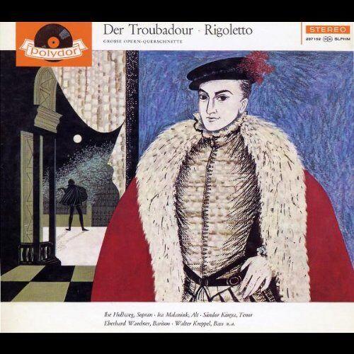 Konya - Der Troubadour/Rigoletto (Qs,Dt.) - Preis vom 20.10.2020 04:55:35 h