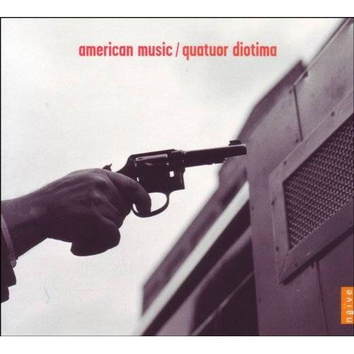 Quatuor Diotima - American Music - Preis vom 24.02.2021 06:00:20 h