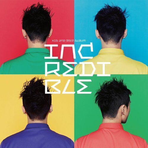 Xia - Incredible Vol.2 - Preis vom 01.03.2021 06:00:22 h
