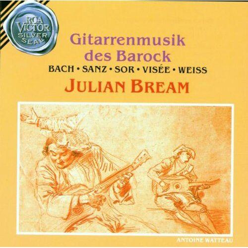 Julian Bream - Gitarrenmusik des Barock - Preis vom 20.10.2020 04:55:35 h