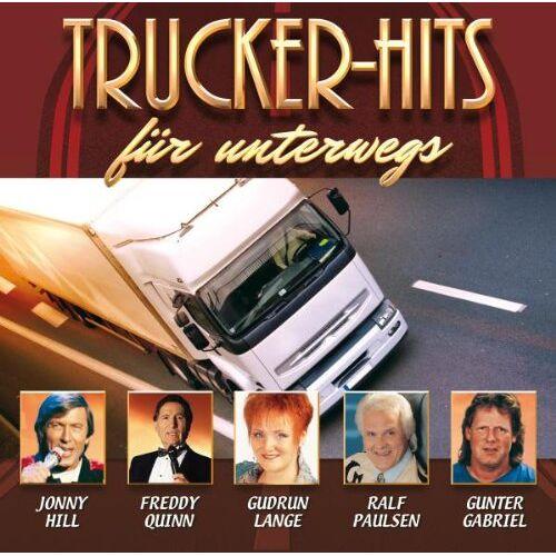 Various - Deutsche Trucker-Hits für Unte - Preis vom 17.04.2021 04:51:59 h