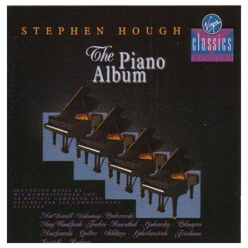 Stephen Hough - Piano album (1988) - Preis vom 21.10.2020 04:49:09 h