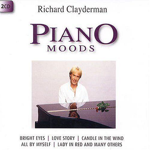 Richard Clayderman - Richard Clayderman: Piano Moods - Preis vom 07.05.2021 04:52:30 h
