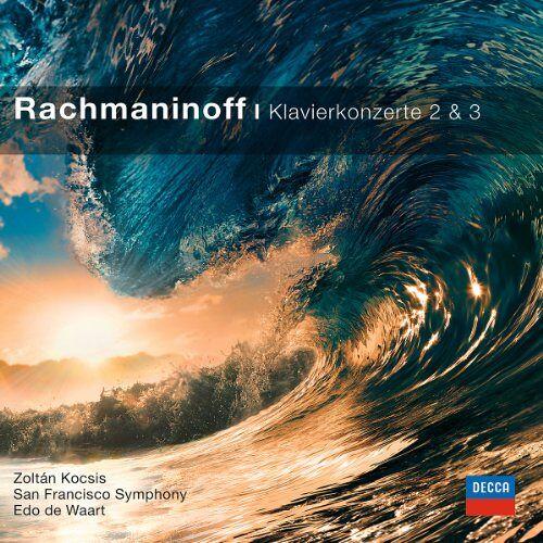 Zoltan Kocsis - Rachmaninoff-Klavierkonzerte 2 & 3 (Cc) - Preis vom 25.05.2020 05:02:06 h