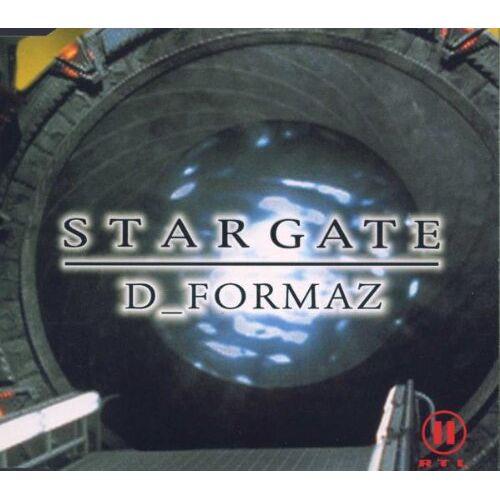 D-Formaz - Stargate - Preis vom 13.05.2021 04:51:36 h