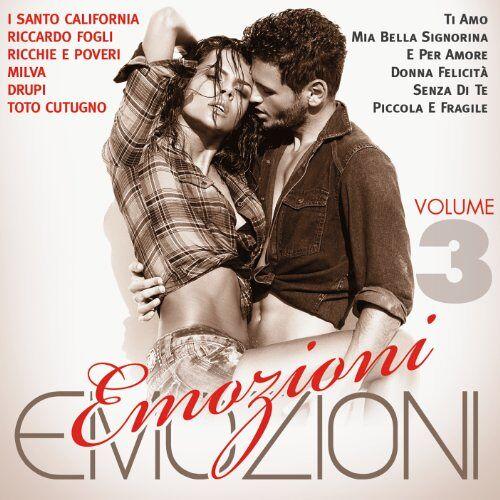 Various - Emozioni, Vol. 3 - Preis vom 11.04.2021 04:47:53 h