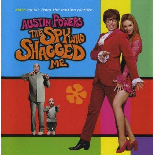 Various - Austin Powers - Spion in geheimer Missionarsstellung (Austin Powers - The Spy Who Shagged Me) - Preis vom 20.10.2020 04:55:35 h