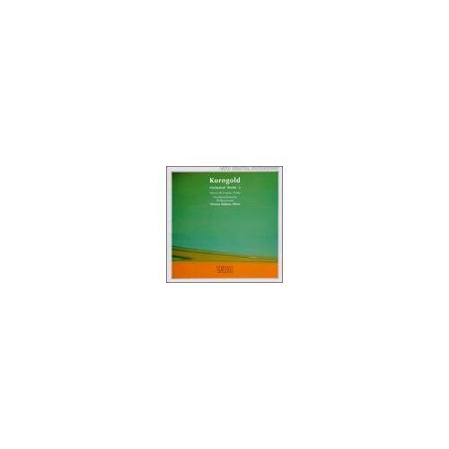 Nordwestdeutsche Philharmonie - Orchesterwerke, Vol. 2 - Preis vom 03.12.2020 05:57:36 h
