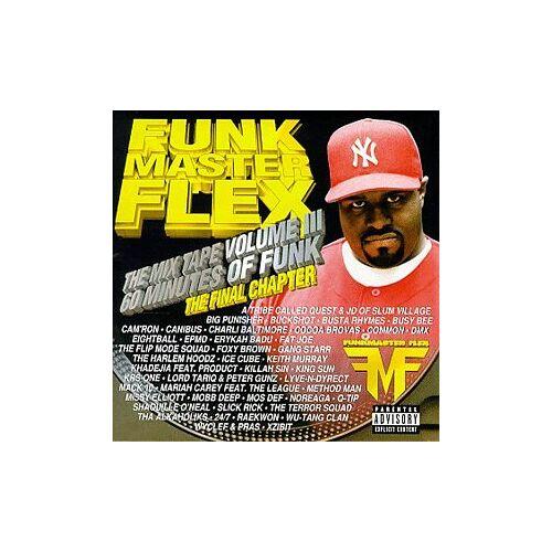 Funkmaster Flex - Mix Tape 3 - Preis vom 12.04.2021 04:50:28 h