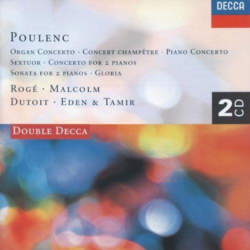 Roge - Orgelkonzert/Klavierkonzert/Konz.für Zwei Klaviere - Preis vom 20.10.2020 04:55:35 h