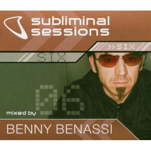 Various - Subliminal Sessions 6 - Preis vom 10.05.2021 04:48:42 h