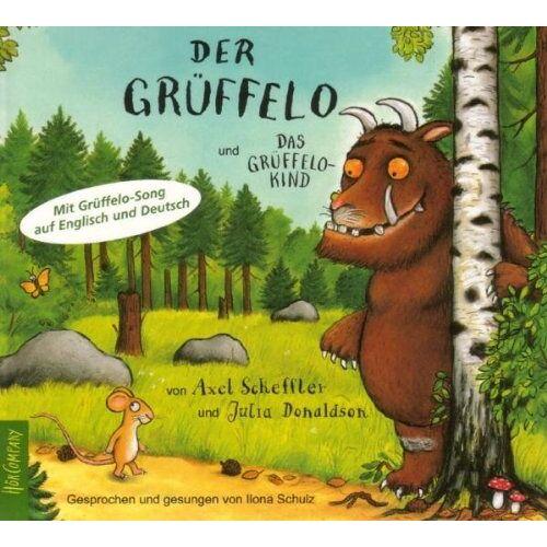 Julia Donaldson - Der Grüffelo / Das Grüffelokind: Sprecher: Ilona Schulz, 1 CD, Digipack, Laufzeit 35 Min. - Preis vom 10.04.2021 04:53:14 h