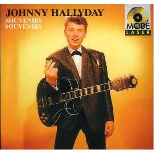 Johnny Hallyday - Souvenirs Souvenirs - Preis vom 15.01.2021 06:07:28 h