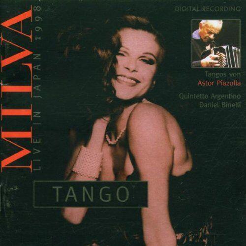 Milva - El Tango de Astor Piazzolla (Live In Japan 1998) - Preis vom 02.06.2020 05:03:09 h