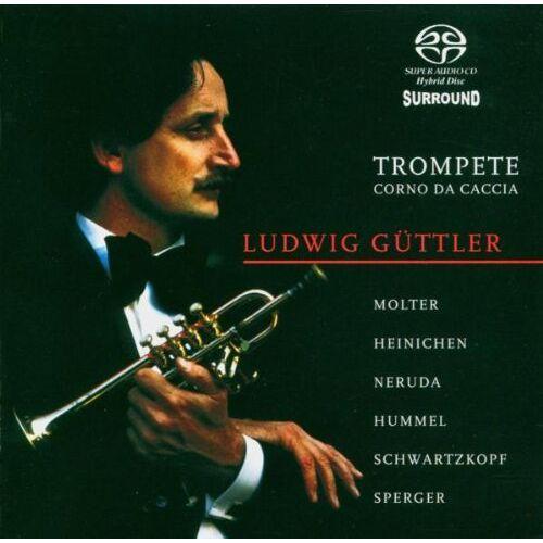 Ludwig Güttler - Trompete und Corno Da Caccia - Preis vom 18.10.2020 04:52:00 h