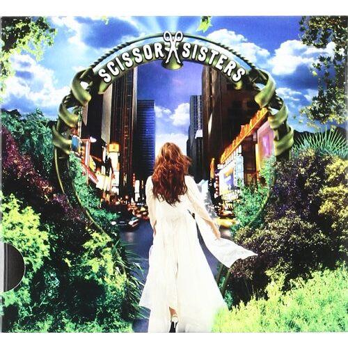 Scissor Sisters - Scissor Sisters (Ltd.Pur Edt.) - Preis vom 20.10.2020 04:55:35 h