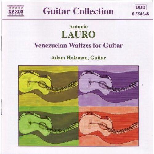 Adam Holzman - Venezolanische Walzer für Gitarre - Preis vom 06.05.2021 04:54:26 h