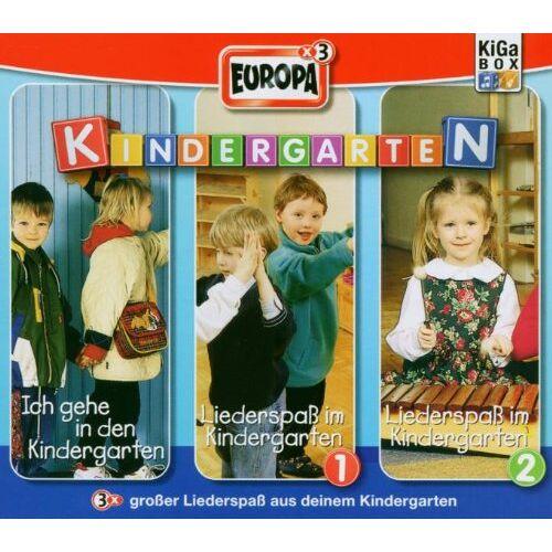 3er Box Kindergarten - 01/3er Box-Kindergarten - Preis vom 27.02.2021 06:04:24 h
