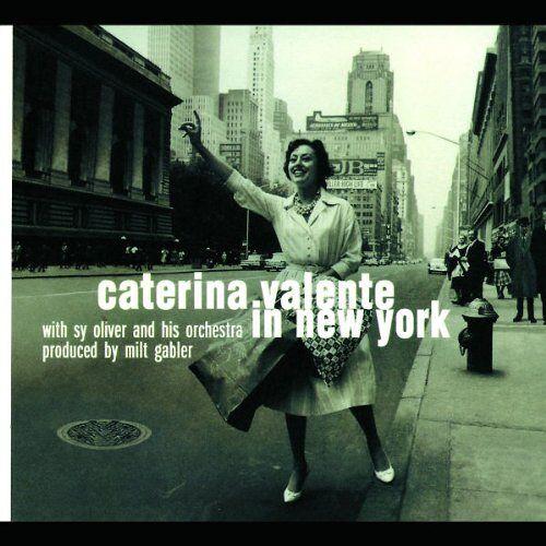Caterina Valente - Caterina Valente in New York - Preis vom 12.04.2021 04:50:28 h