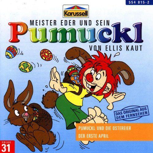 Pumuckl - 31:Pumuckl und die Ostereier/der Erste April - Preis vom 20.04.2021 04:49:58 h