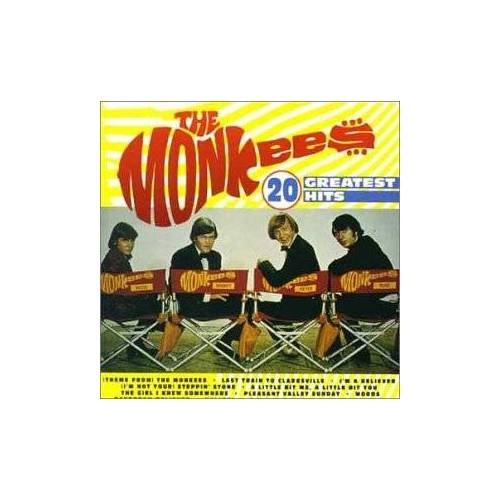 the Monkees - Monkees 20 Greatest Hits - Preis vom 13.05.2021 04:51:36 h