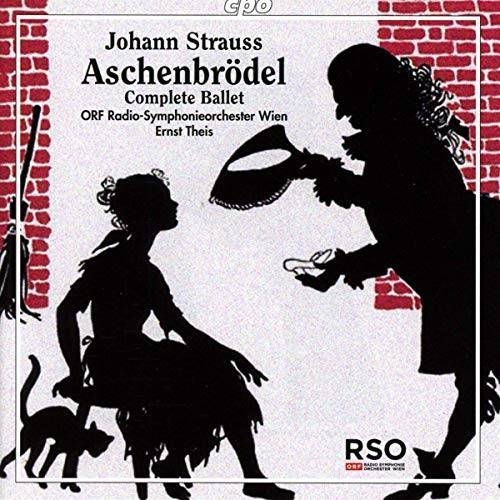 Ernst Theis - Aschenbrödel; Ballettmusik - Preis vom 05.09.2020 04:49:05 h